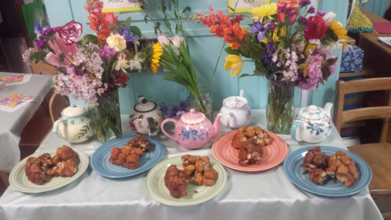 ESNS Mother's Day Tea Party
